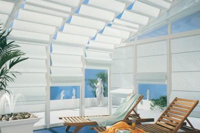 Sonnenschutz + Insektenschutz