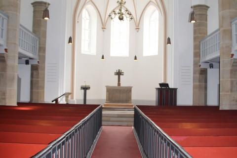Kirche Friedewalde
