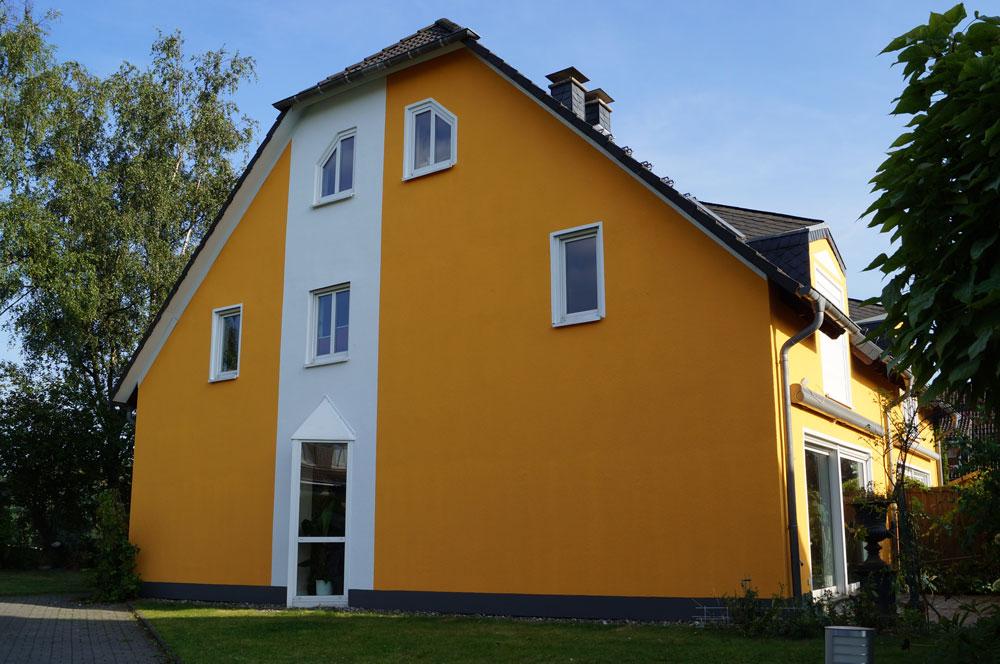 Fassade Renovieren Klusmeyer Malerfachbetrieb